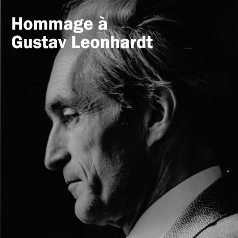 Gustav Leonhardt Hommage