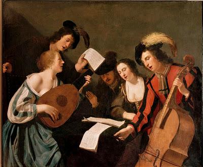 Réunion musicale Lumen Portencen 1643
