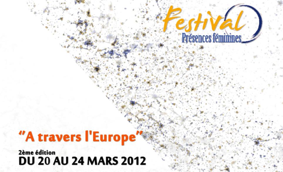 Festival Presences Feminines 2012