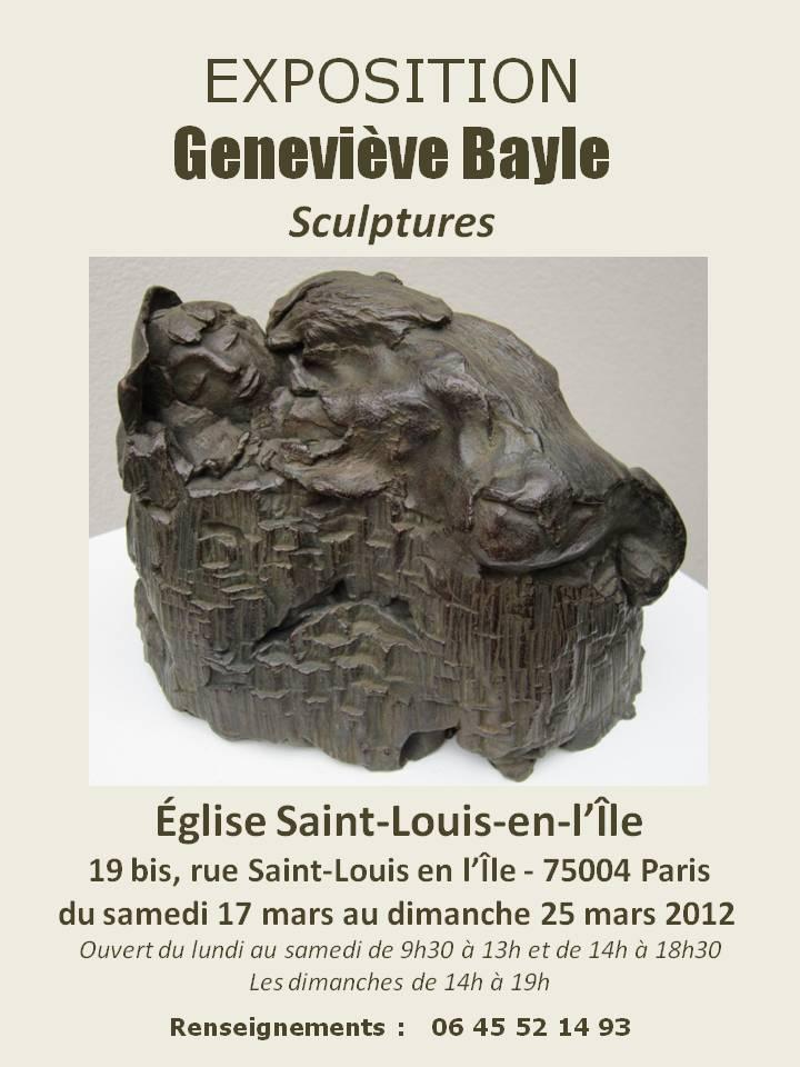 Genevieve Bayle 2012