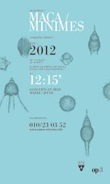 Macas Minimes 2012