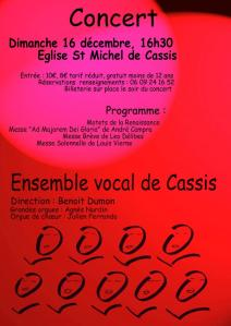 Ensemble vocal de Cassis