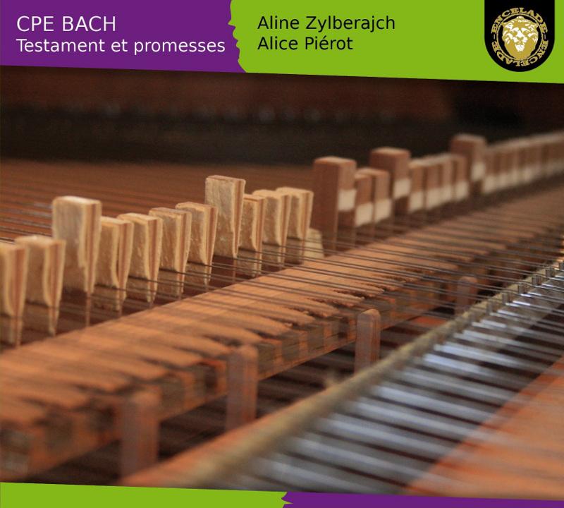 CD Aline Zylberajch