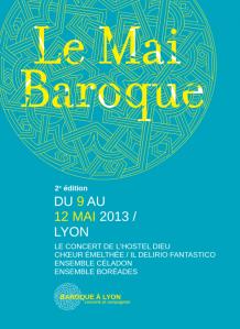 Mai Baroque - Lyon 2013