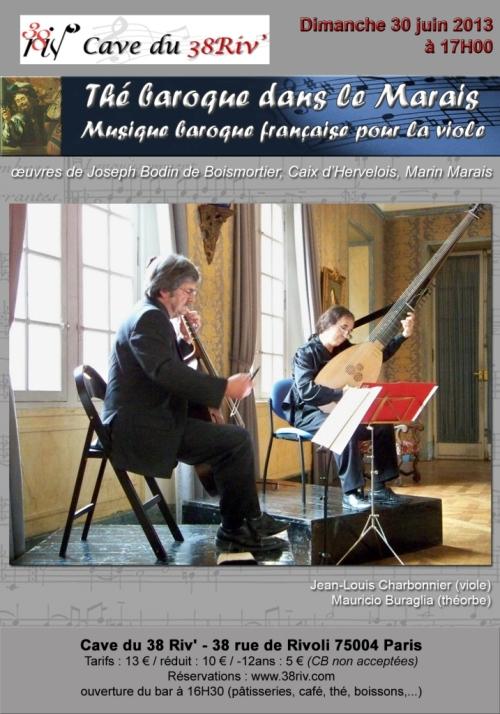Thé baroque 300613