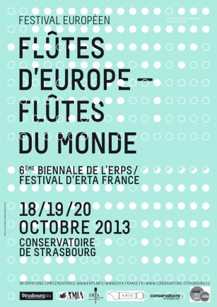 Festival Flute a Bec Strasbourg 2013