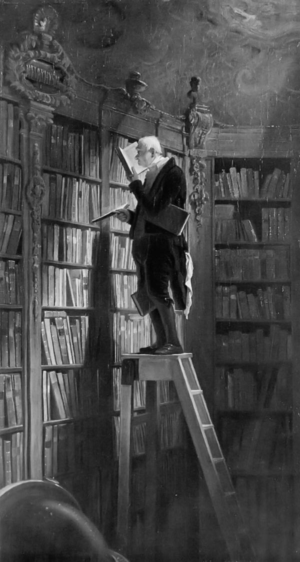 Books - Spitzweg