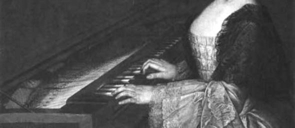 clavichord-player