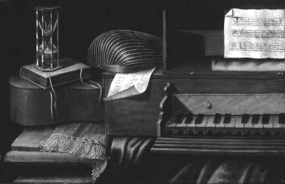 Baschenis, Evaristo - Musical Instruments