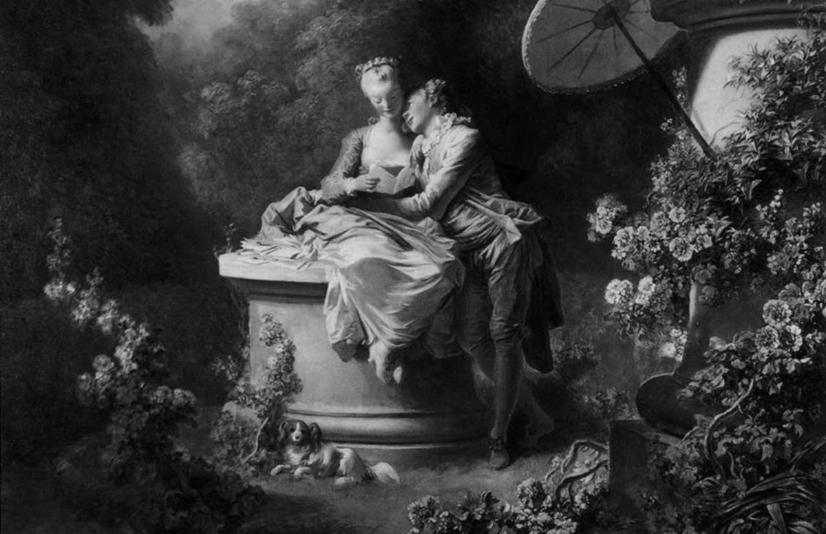 Fragonard - The Confession of Love
