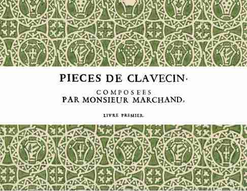 Pièces de clavecin II