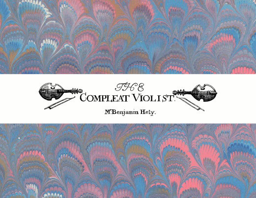Hely | Compleat Violist