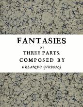 Gibbons | Fantasies